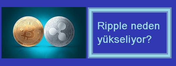 ripple neden yükseliyor