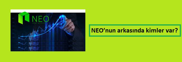 NEO coin arkasında kimler var